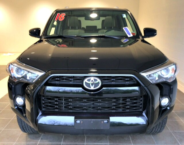 Certified Pre-Owned 2016 Toyota 4Runner SP