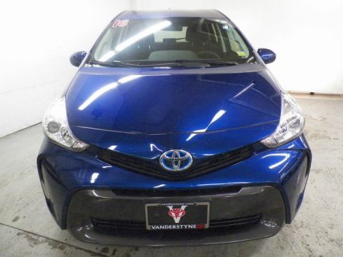 Certified Pre-Owned 2016 Toyota Prius V STD